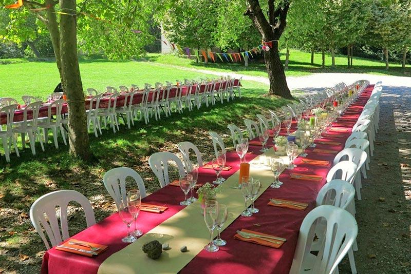 Casaments a la casa de colònies El Rourell