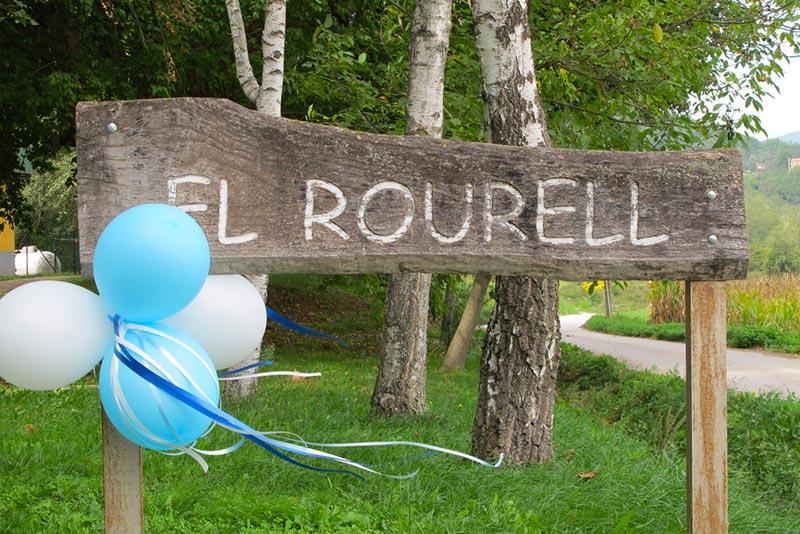 Celebracions familiars al Rourell